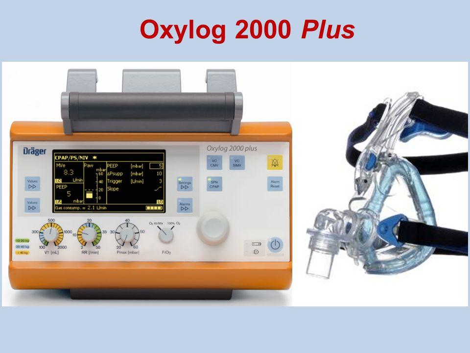 Oxylog 2000 Plus