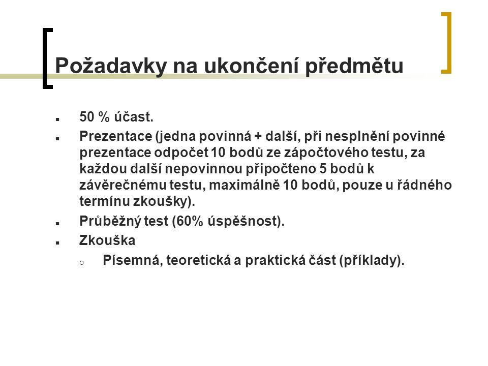 Literatura - základní Hýblová, Sedláček, Valouch.Mezinárodní účetnictví.