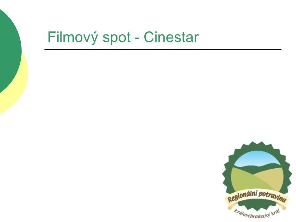 Filmový spot - Cinestar