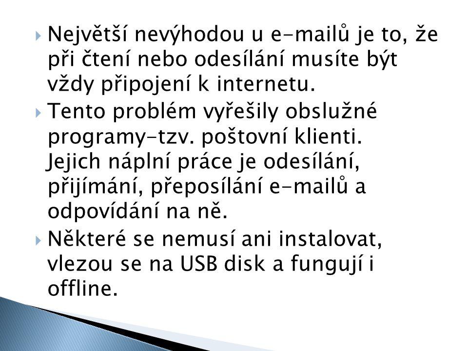  Seznam.cz  Google.com  Centrum.cz  Hotmail.cz  Outlook.com…