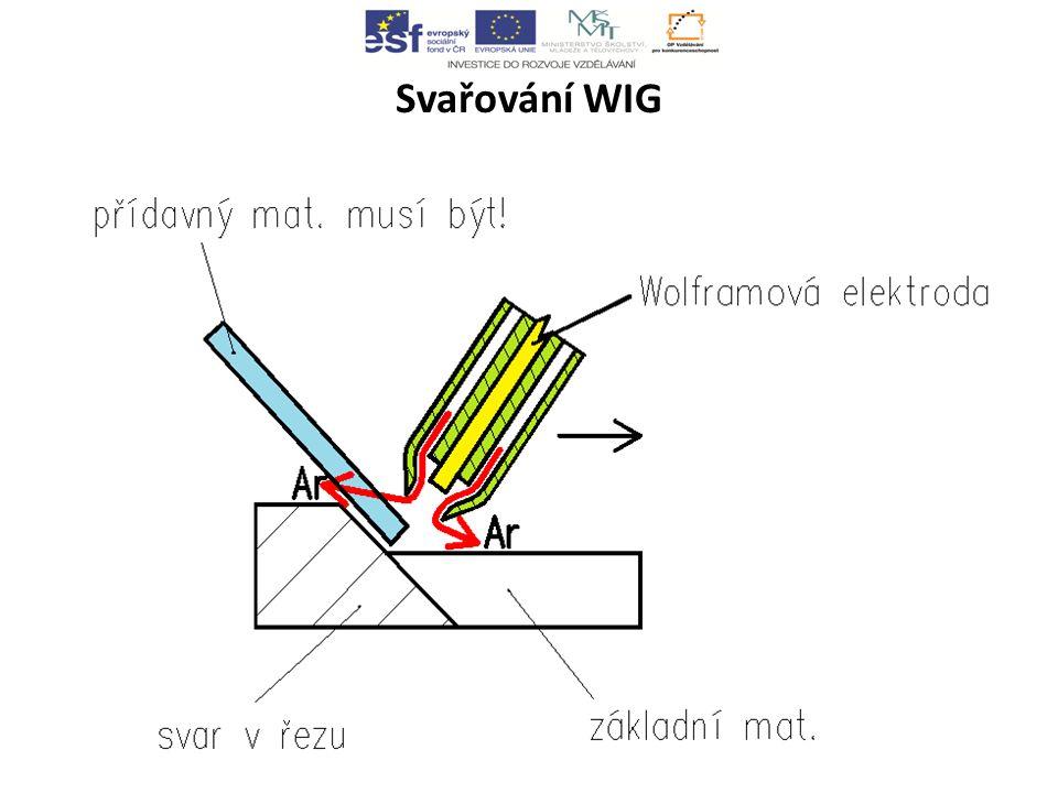 Svařování WIG