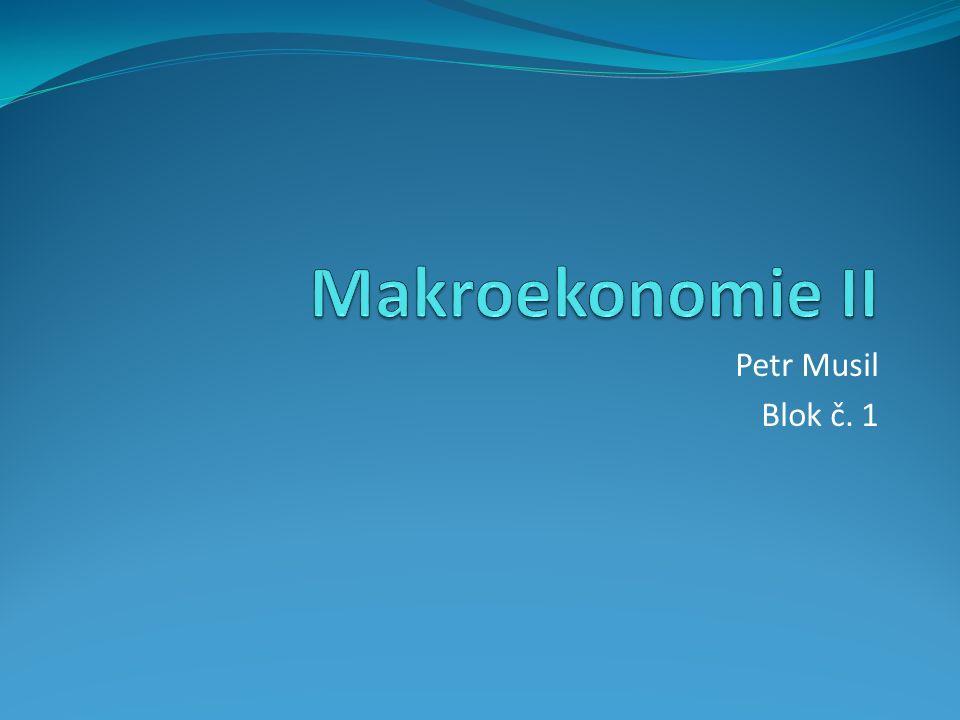 Petr Musil Blok č. 1