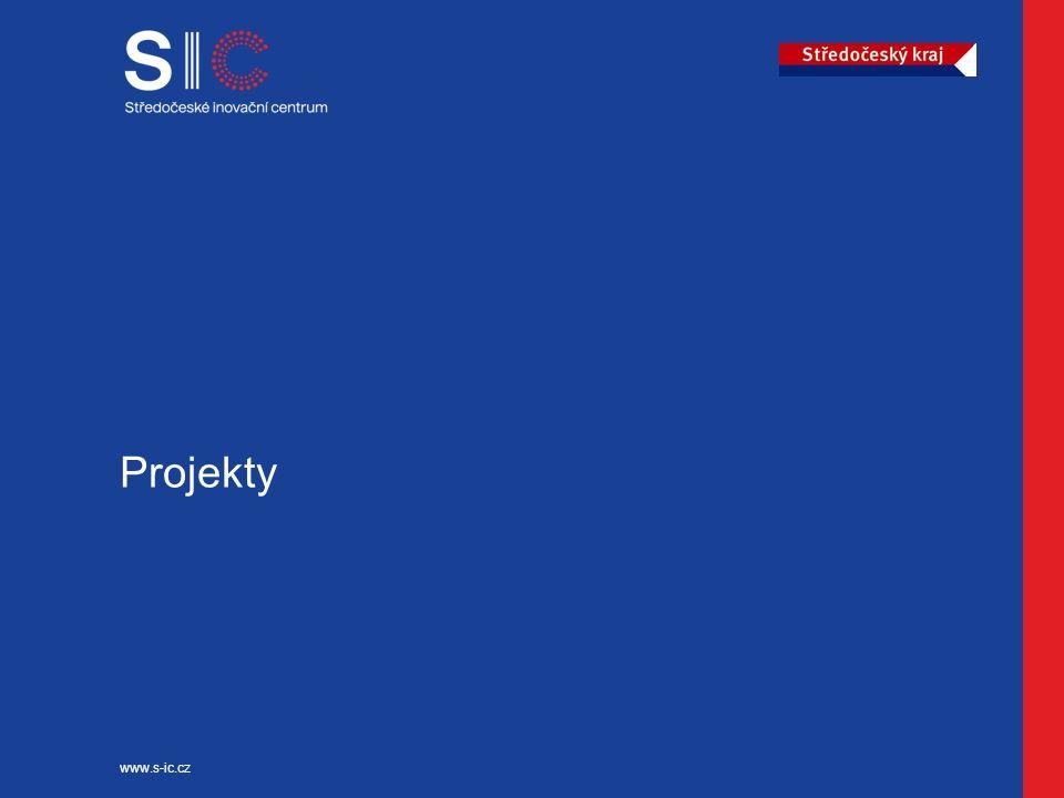 www.s-ic.cz Projekty