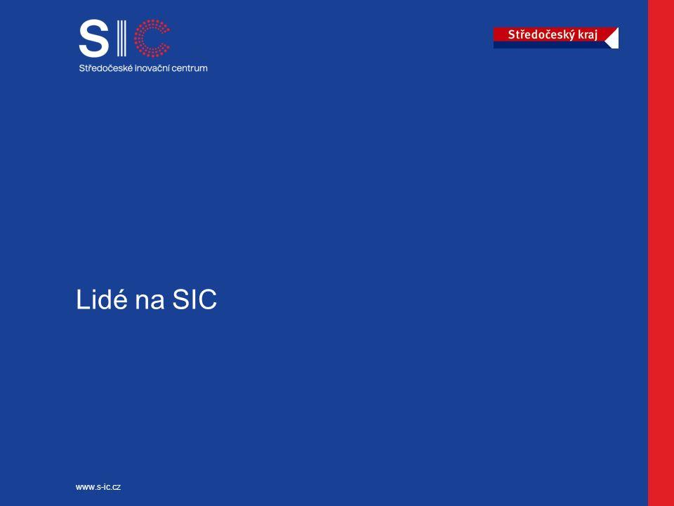 Středočeské inovační centrum www.s-ic.cz STŘEDOČESKÉ INOVAČNÍ VOUCHERY