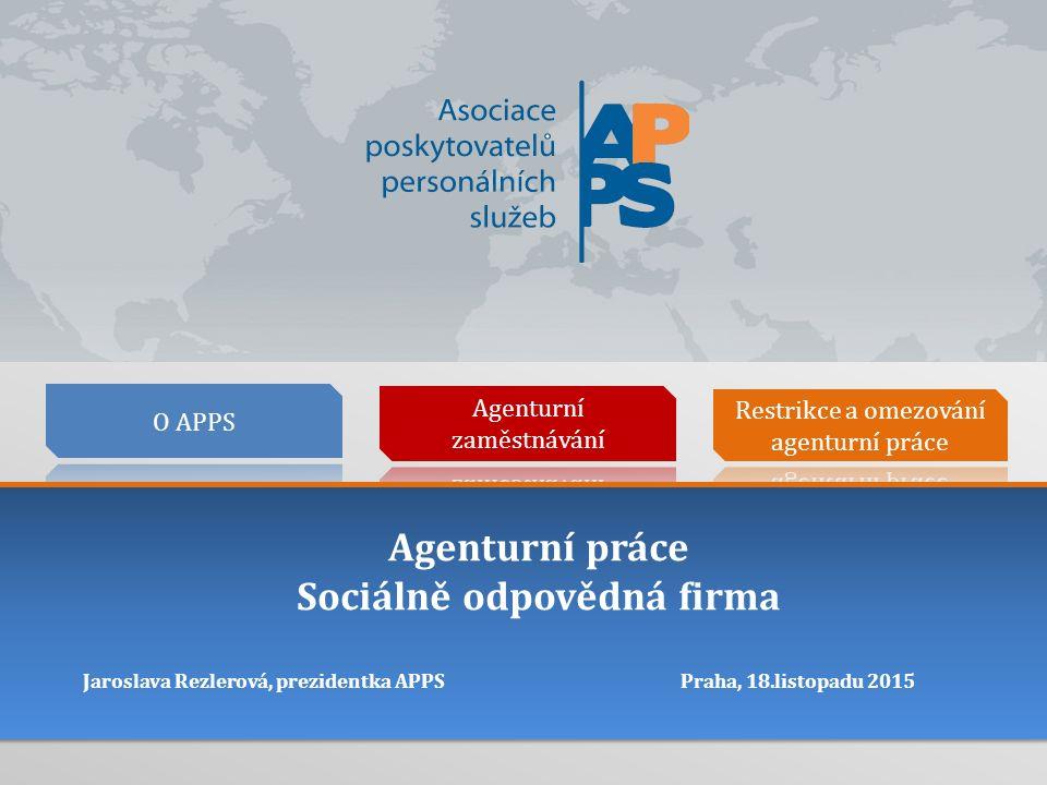 SITUACE V ČR K 18.11.2015vydáno 1.668 povolení ke zprostředkování Z toho 996 povolení ke zprostředkování dle § 14 odst.
