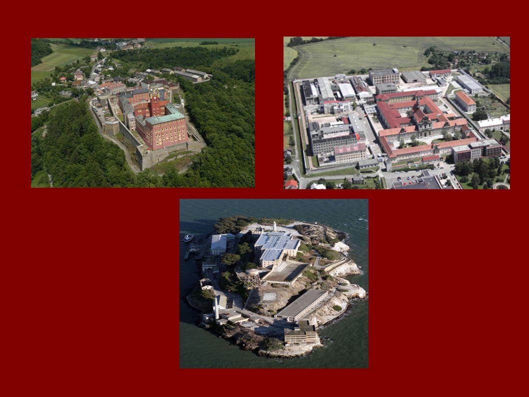 Věznice Mírov Věznice Valdice Alcatraz u San Francisca