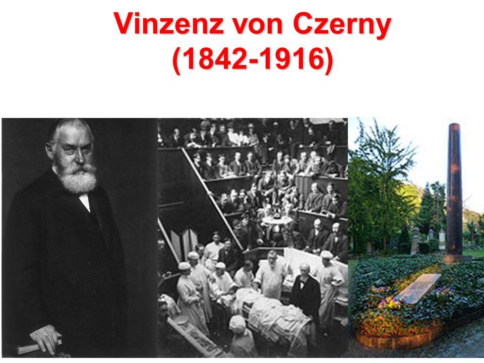 Vinzenz von Czerny (1842-1916)