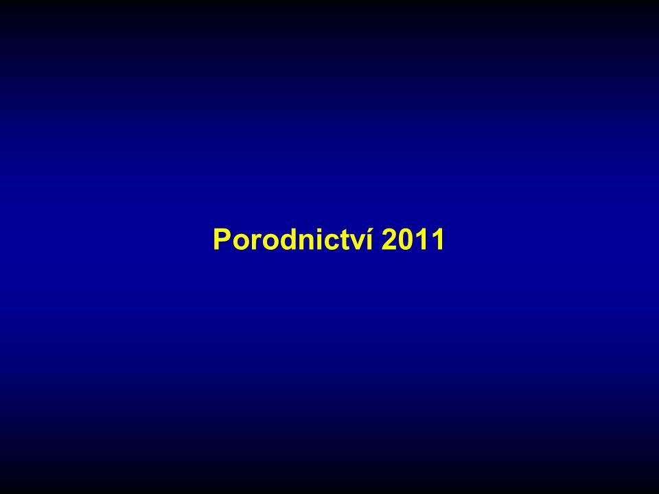 Porodnictví 2011