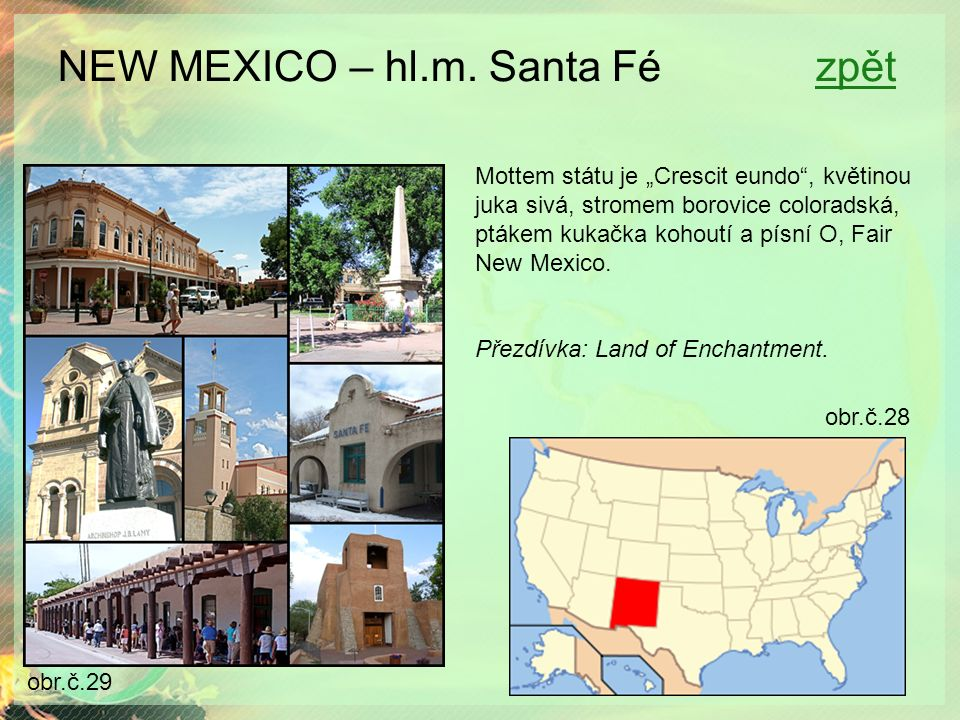 NEW MEXICO – hl.m.