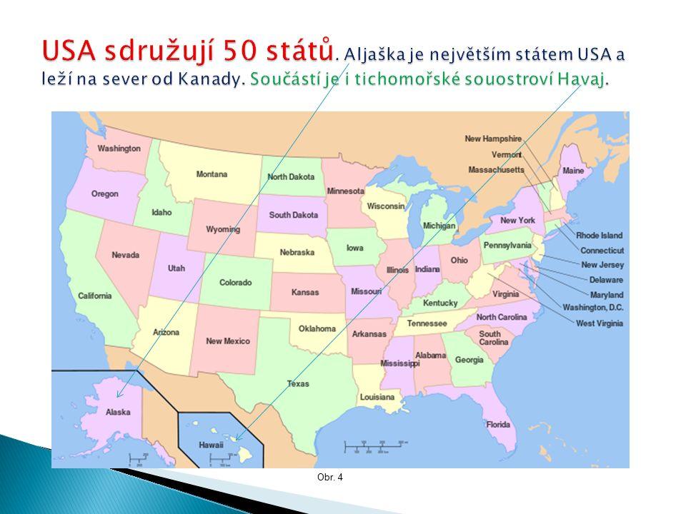  Díky své velikosti leží USA v několika významných podnebních pásech.