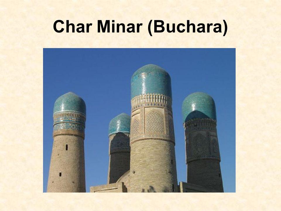Char Minar (Buchara)
