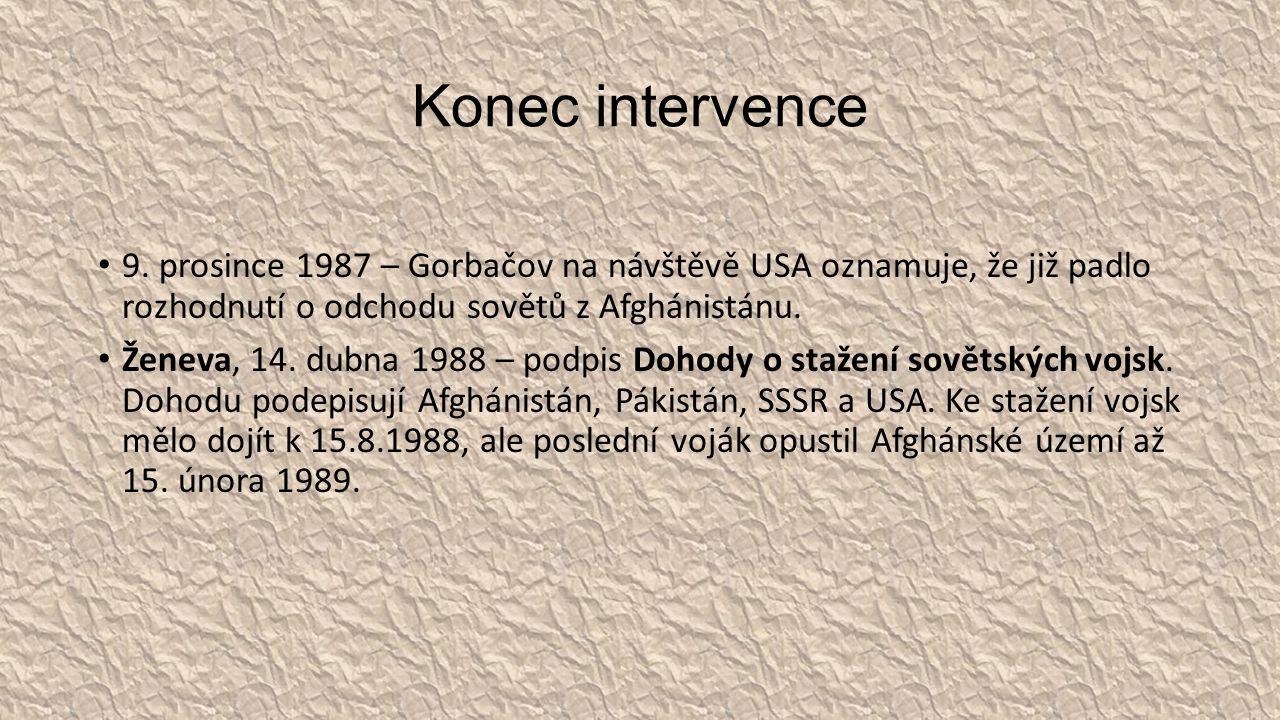 Konec intervence 9.