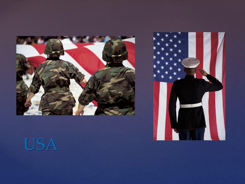   Spojené státy americké ( United States of America, zkratka USA) je federativní prezidentská republika v Severní Americe   Spojené státy se skládají:   z 50 států   jednoho federálního distriktu – District of Columbia, v němž leží federální hlavní město Washington, D.C.