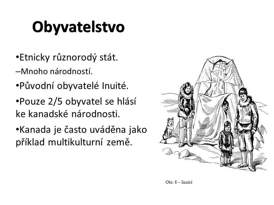 Obyvatelstvo Etnicky různorodý stát. – Mnoho národností.
