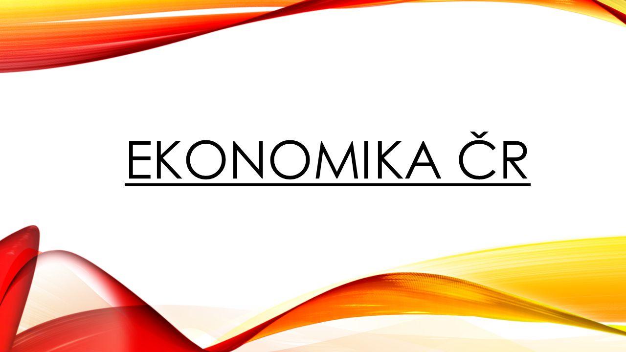 EKONOMIKA ČR