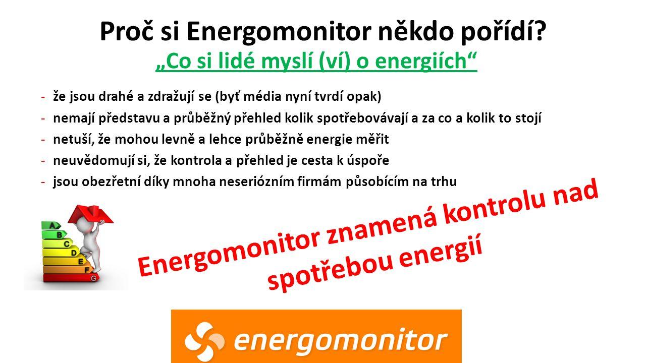 Proč si Energomonitor někdo pořídí.