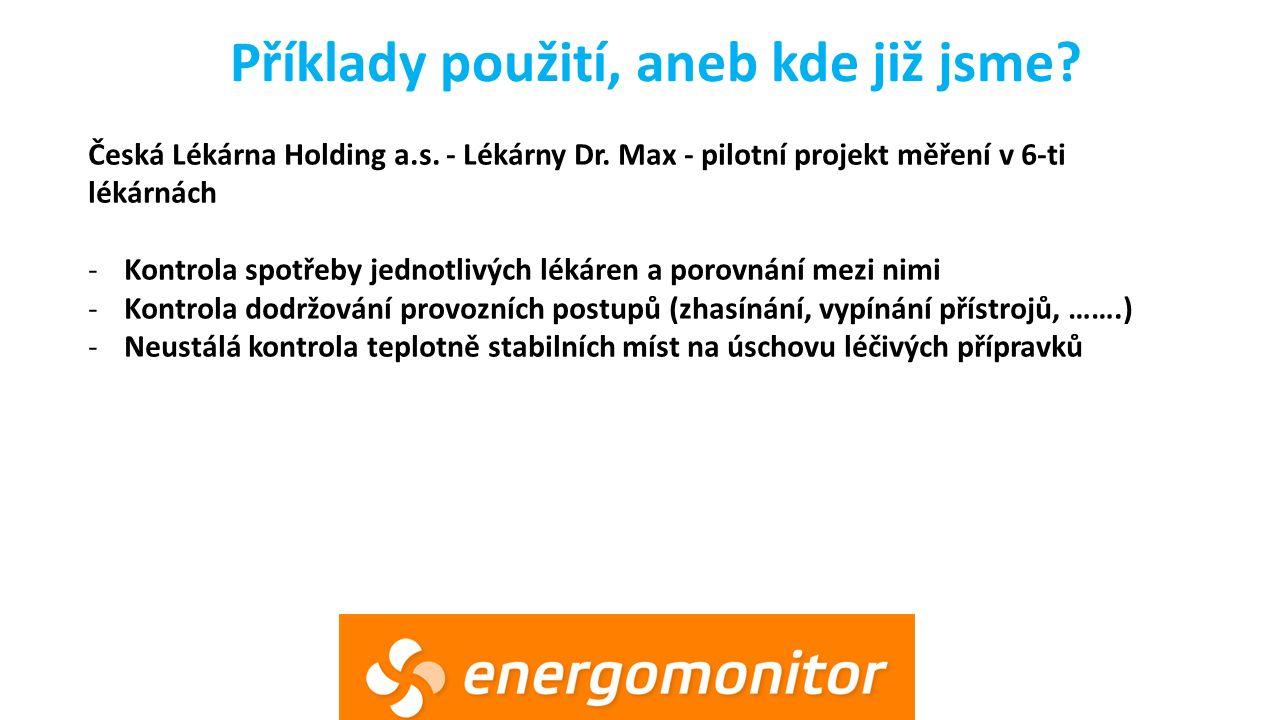 Česká Lékárna Holding a.s. - Lékárny Dr.