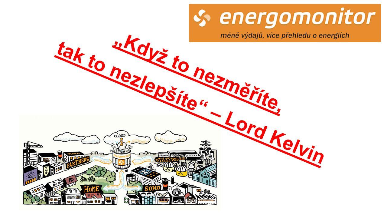 """""""Když to nezměříte, tak to nezlepšíte – Lord Kelvin"""