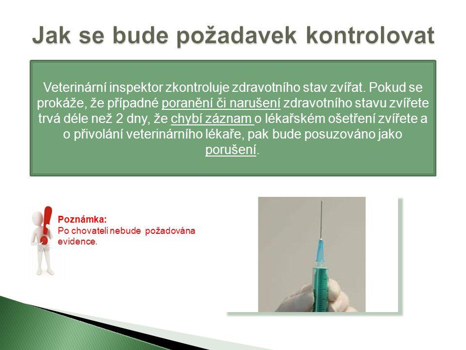 Legislativa EU  článek 4 příloha odst.10 směrnice Rady 98/58/ES Legislativa ČR  § 1b odst.