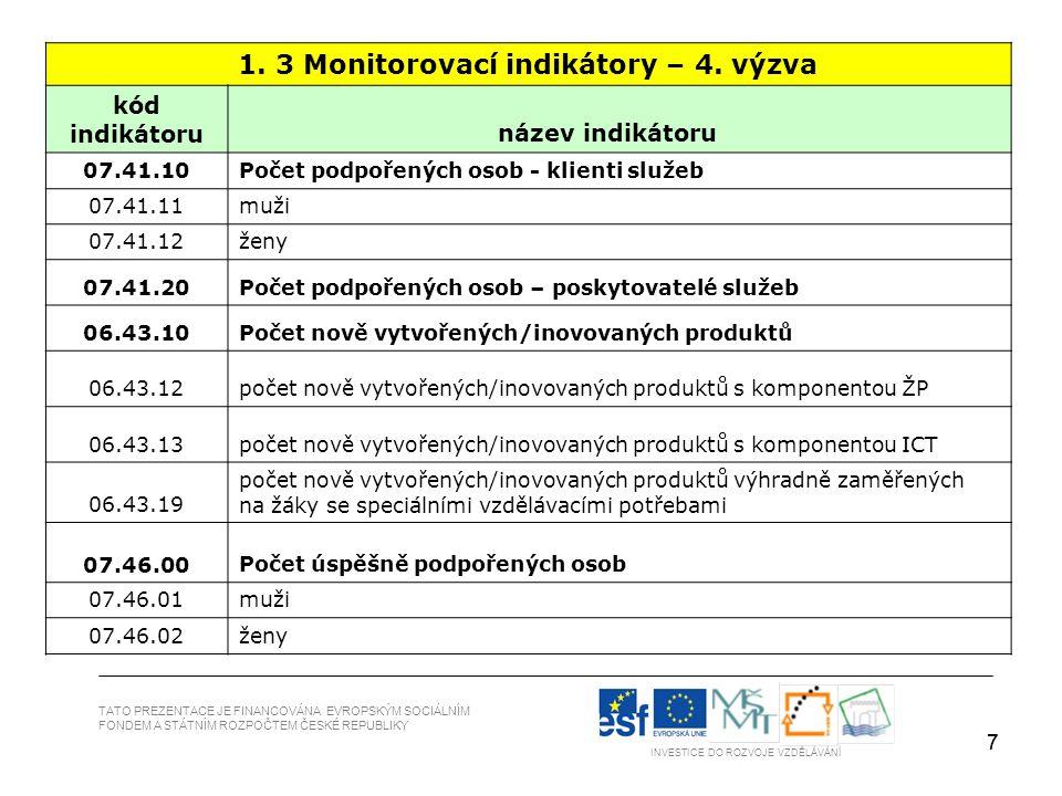 77 TATO PREZENTACE JE FINANCOVÁNA EVROPSKÝM SOCIÁLNÍM FONDEM A STÁTNÍM ROZPOČTEM ČESKÉ REPUBLIKY 1.