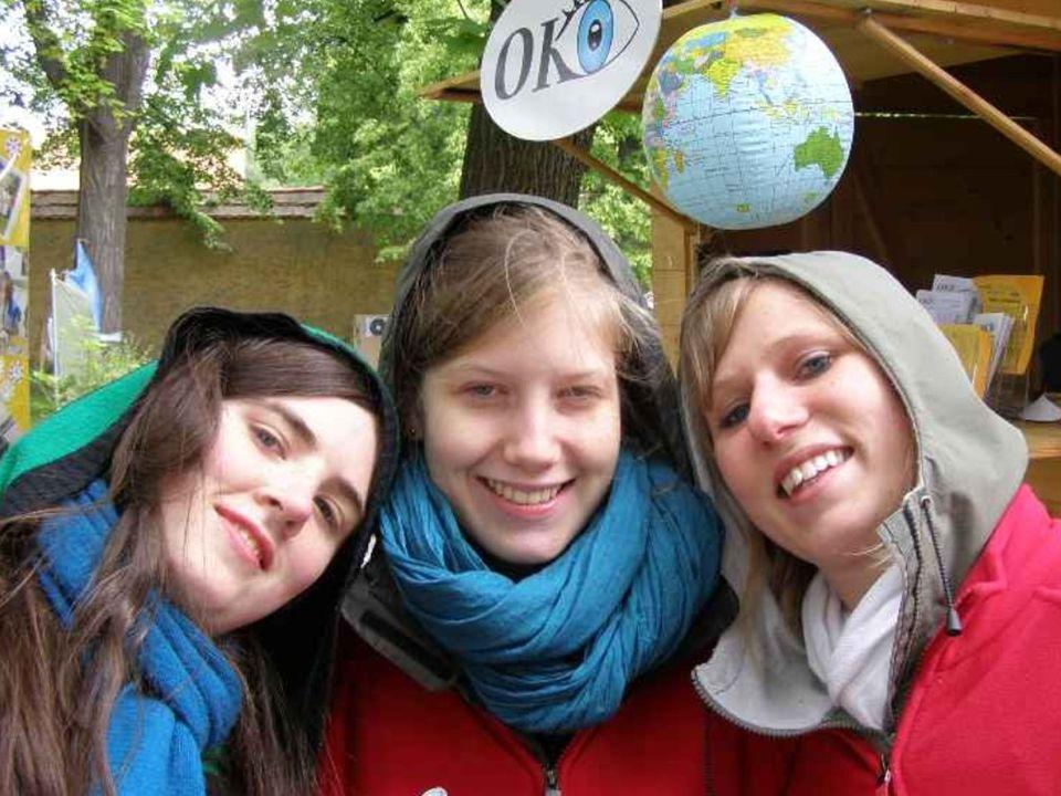 OKO a EDS OKO je akreditovanou organizací pro přijímání i vysílání dobrovolníků, tzn., že v naší organizaci pracují dobrovolníci z jiných států Evropy i že můžeme vyslat českého dobrovolníka do zahraničí.
