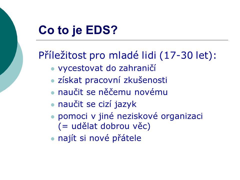 Co to je EDS.