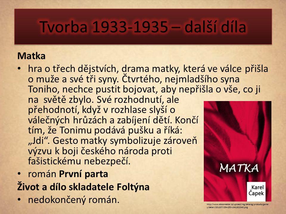 http://www.ebookeater.cz/upload/img/catalog/products/galler y/detail/201207/254-250-1341302340.png Matka hra o třech dějstvích, drama matky, která ve