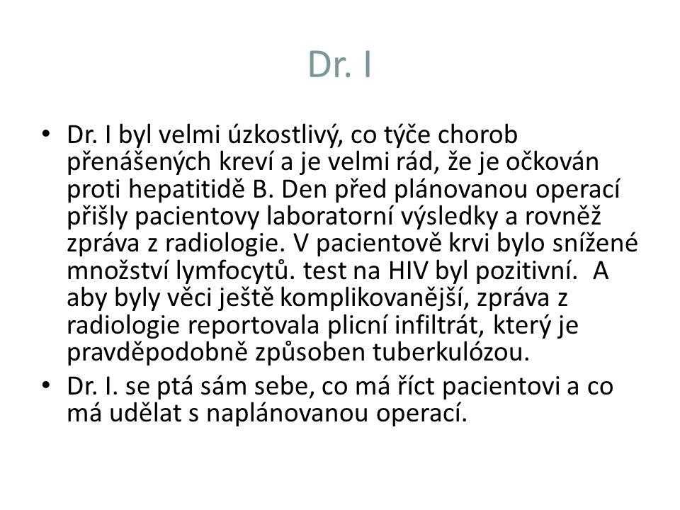 Dr. I Dr.