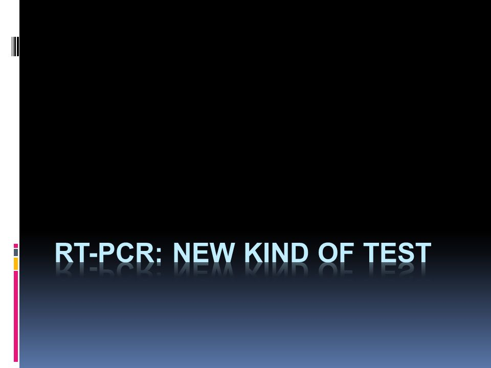  because the sequence of the RNA genome of HIV is known, RT-PCR can be used to amplify, and thus detect, HIV RNA in blood or tissue sample