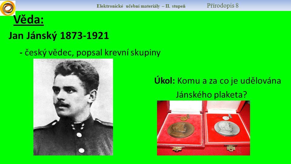 Elektronické učební materiály – II.stupeň Přírodopis 8 Srdce-neúnavná pumpa 1.