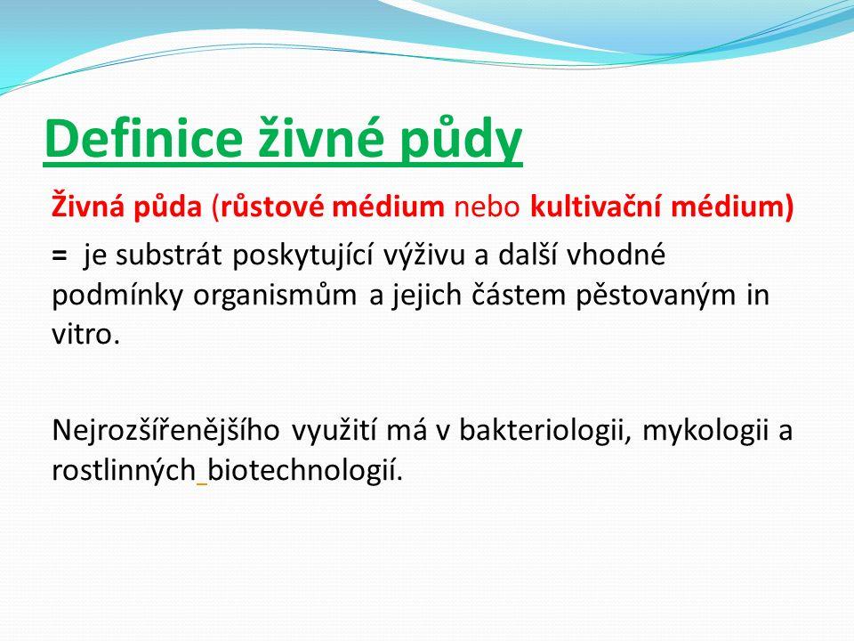 Diagnostické živné půdy – Endův agar http://fvl.vfu.cz/sekce_ustavy/mikrobiologie/mikrobiologie_pro_farmaceuty/praktikum03/06.jpg