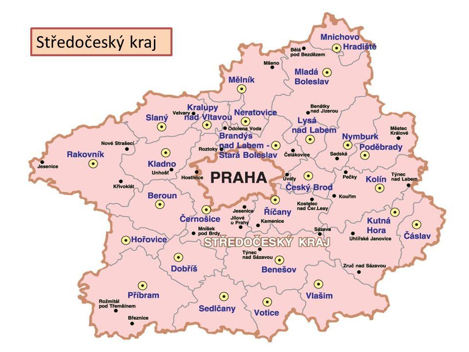 Česká republika sousedí s několika státy.Dokážeš tyto státy pojmenovat.