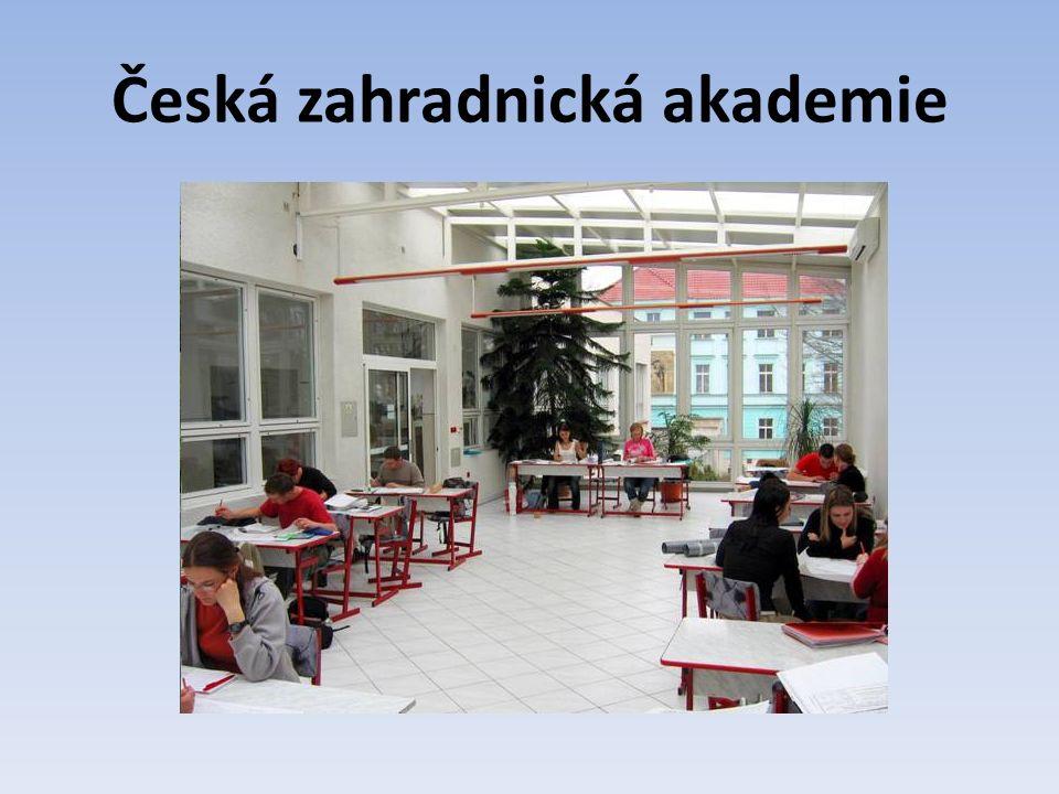 Česká zahradnická akademie