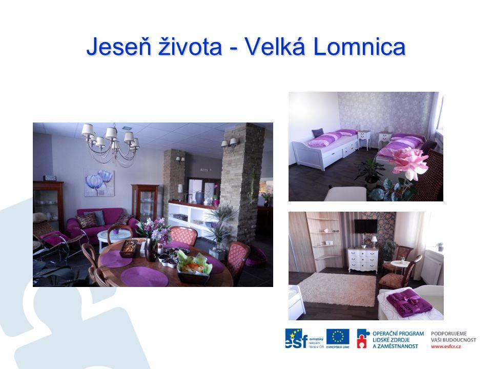 Jeseň života - Velká Lomnica