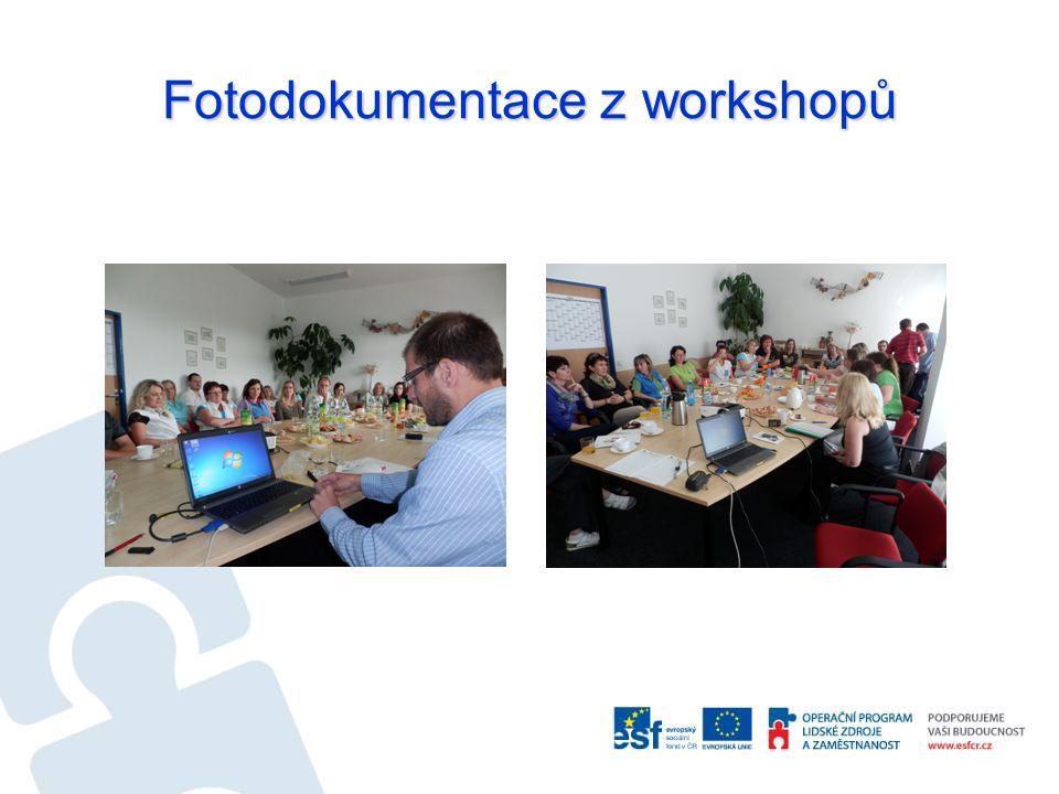 Fotodokumentace z workshopů