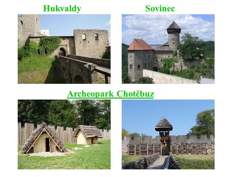 Hukvaldy Sovinec Archeopark Chotěbuz