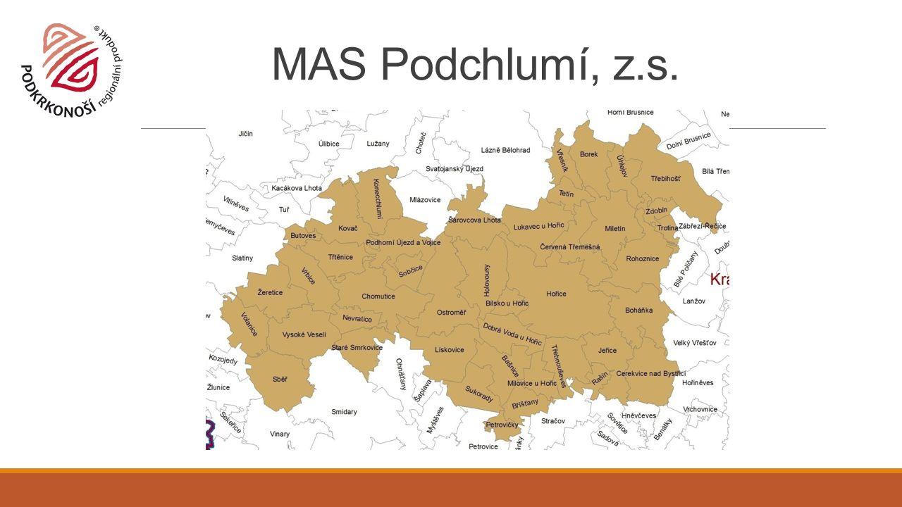 MAS Podchlumí, z.s.
