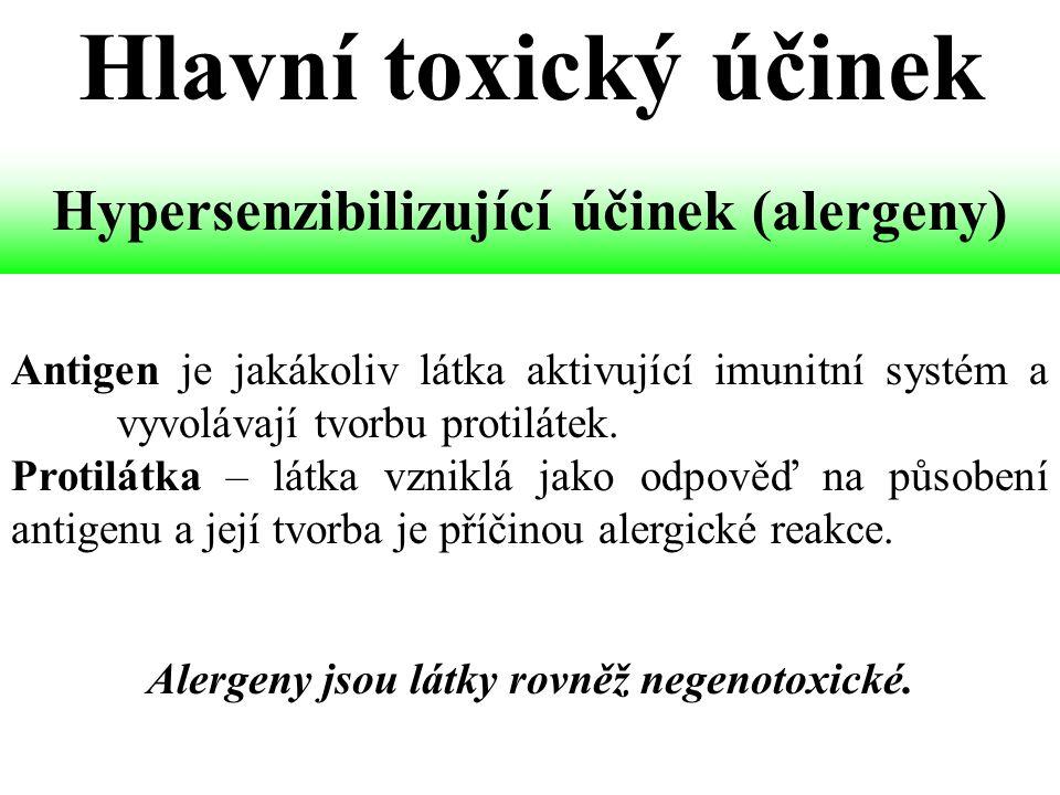 Antigen je jakákoliv látka aktivující imunitní systém a vyvolávají tvorbu protilátek.