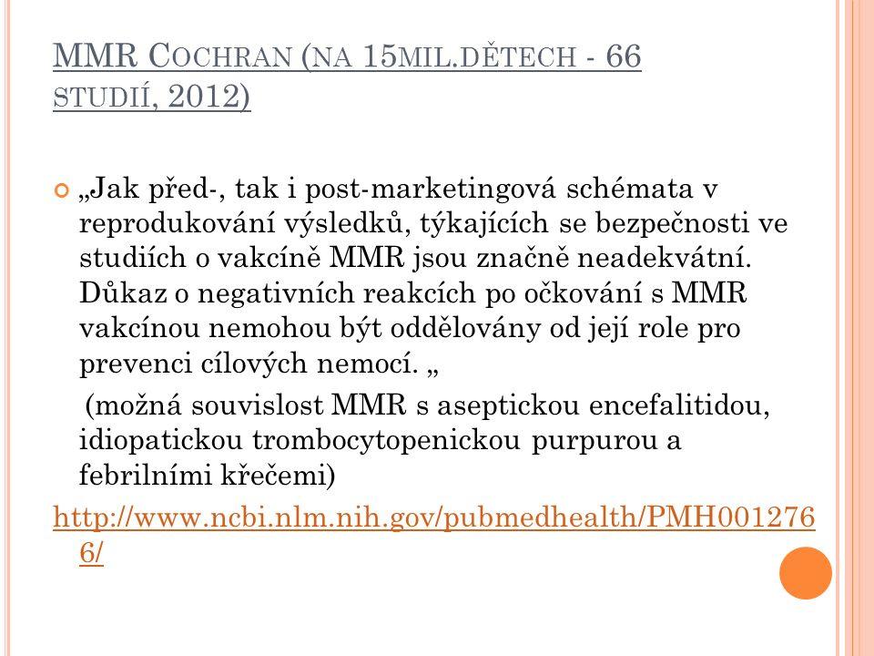 MMR C OCHRAN ( NA 15 MIL.