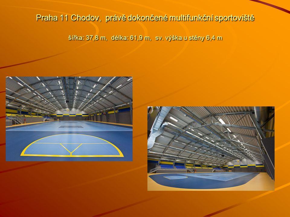 Architektura projektu Je důležitým prvkem pro začlenění nového sportoviště do zástavby v centru města.