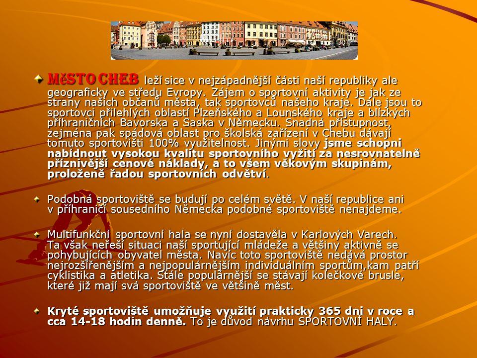 Praha 11 Chodov, právě dokončené multifunkční sportoviště šířka: 37,8 m, délka: 61,9 m, sv.