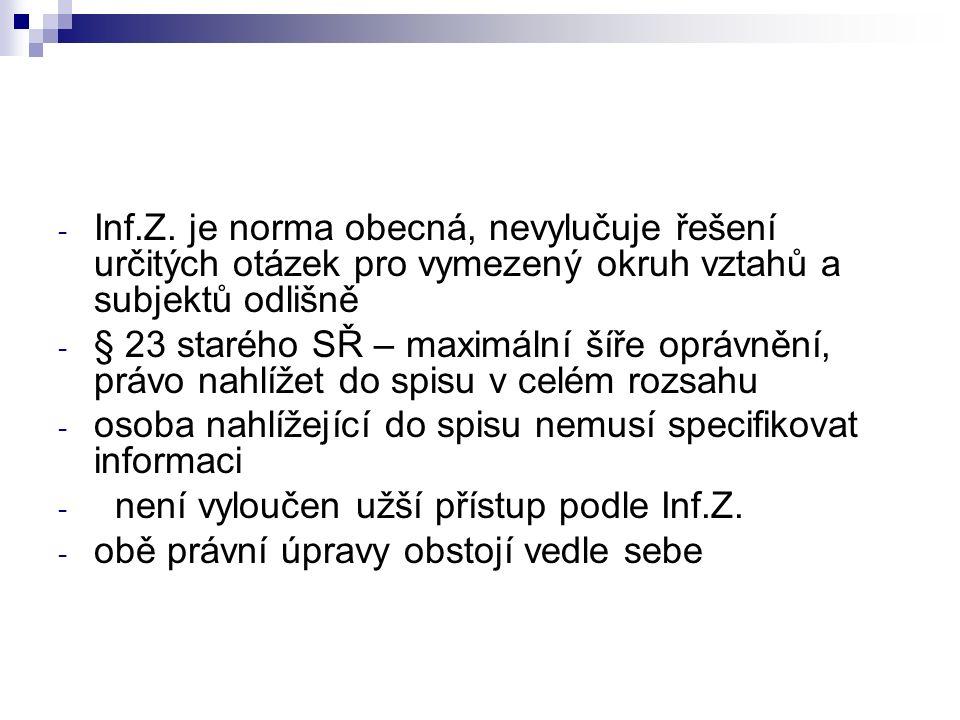 - Inf.Z.