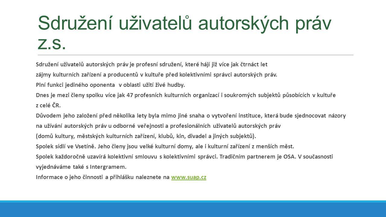 Sdružení uživatelů autorských práv z.s.