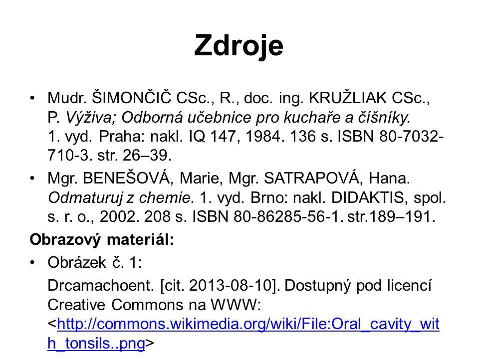Mudr. ŠIMONČIČ CSc., R., doc. ing. KRUŽLIAK CSc., P.