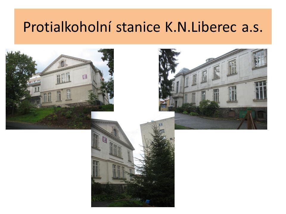 Protialkoholní stanice K.N.Liberec a.s.