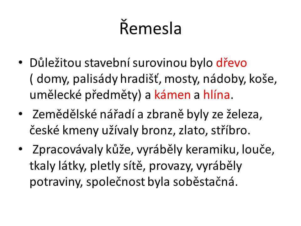 Opakování Jak vypadalo obydlí v 9.a 10. století v české oblasti.