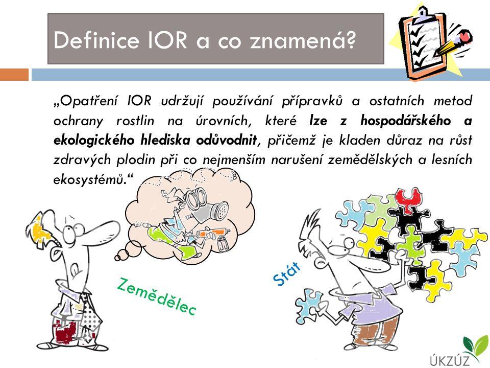 Definice IOR a co znamená.