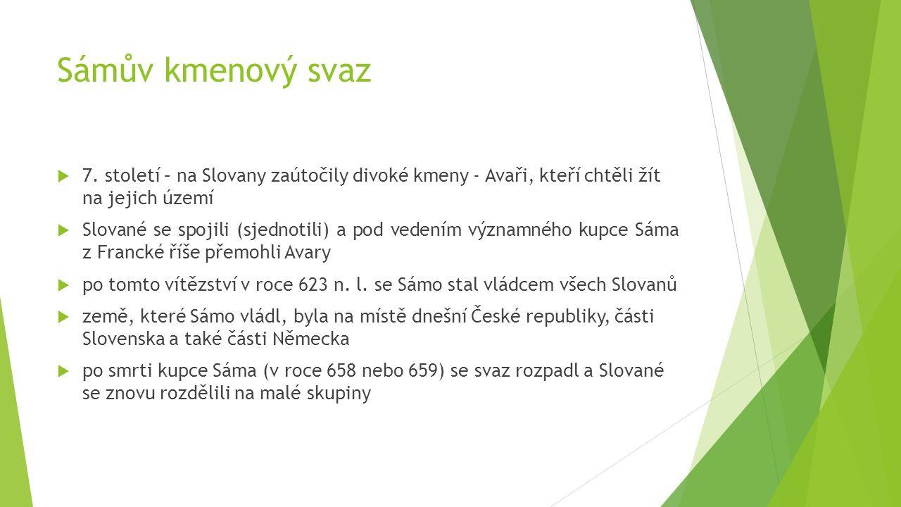 Sámův kmenový svaz  7.