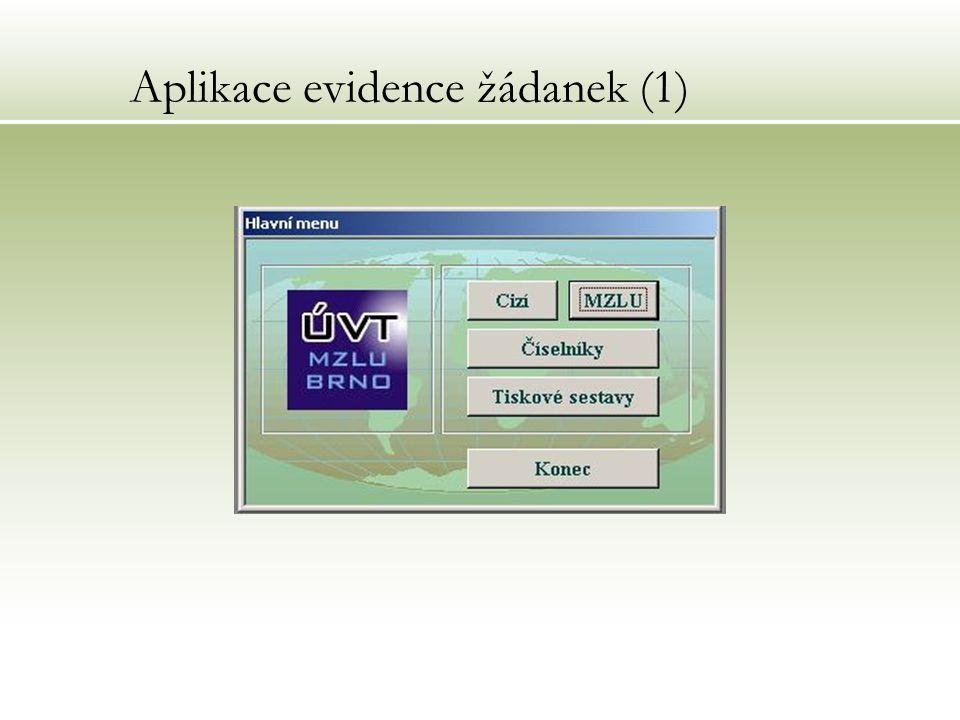 Aplikace evidence žádanek (1)