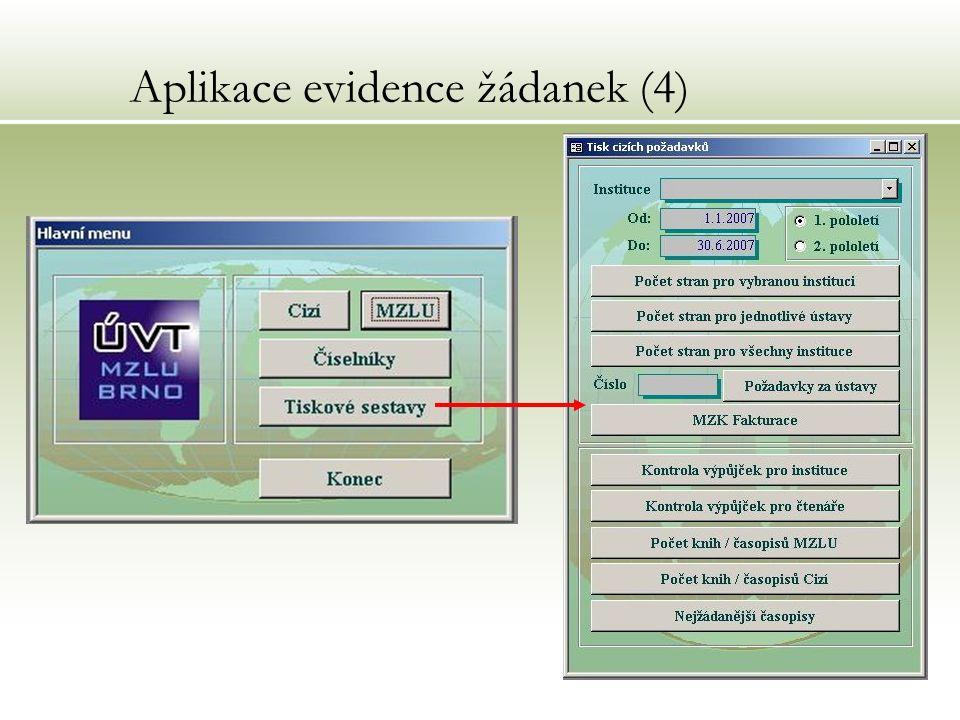 Aplikace evidence žádanek (4)